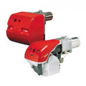 Двухступенчатые прогрессивные или модуляционные горелки RS/M (MZ)