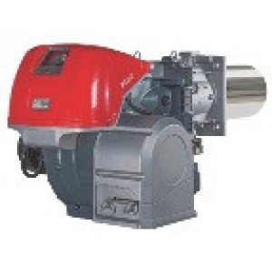 Двухступенчатые прогрессивные или модуляционные газовые горелки со сниженными выбросами оксидов азота (MZ) RS 310-410-510-610/M MZ